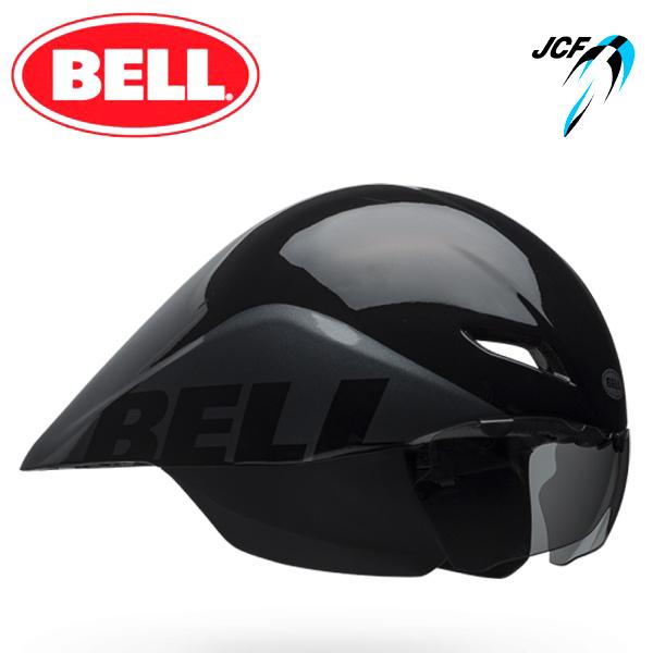 ★ 【BELL ヘルメット】 「BELL JAVELIN ベル ジャベリン」 ジャベリン ブラック/グレー L ロードバイク 自転車 ヘルメット 送料無料