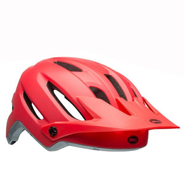 【BELL MTB ヘルメット】 BELL 4 FORTY Mips (ベル 4フォーティ ミップス) マットハイビスカス/スモーク Mサイズ(55-59cm) マウンテンバイク ヘルメット 送料無料