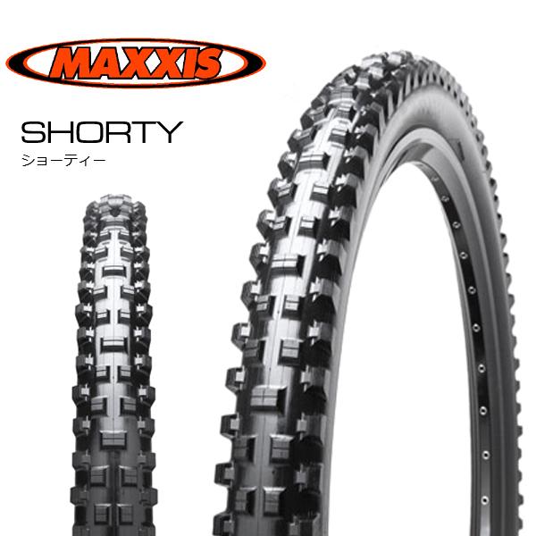 MAXXIS マキシス Shorty ショーティ 27.5×2.4 ワイヤー 3C TB91056000