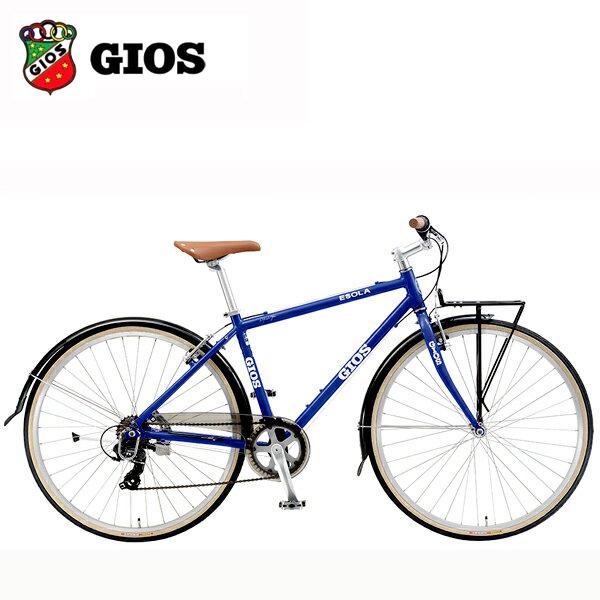 2018 GIOS (ジオス) ESOLA (イソラ) Gios ブルー クロスバイク