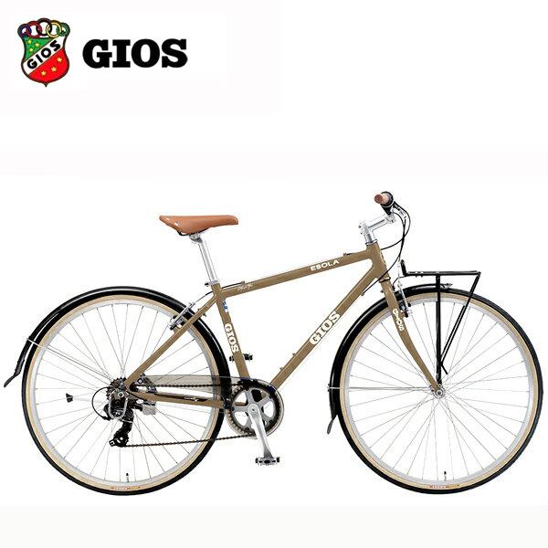 2019 GIOS (ジオス) ESOLA (イソラ) ブラウン クロスバイク