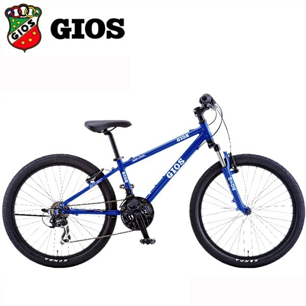 GIOS 子供 自転車 ジオス ジェノア GIOS GENOVA 24 24インチ Giosブルー 2019
