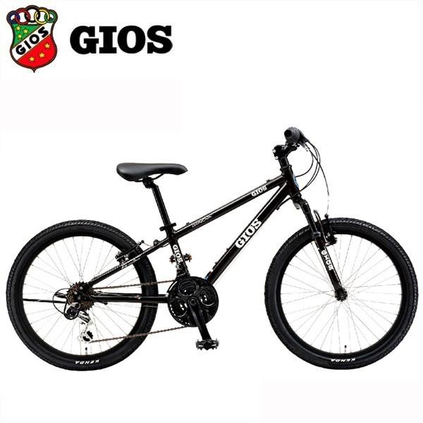 GIOS 子供 自転車 ジオス ジェノア GIOS GENOVA 24 24インチ ブラック 2019