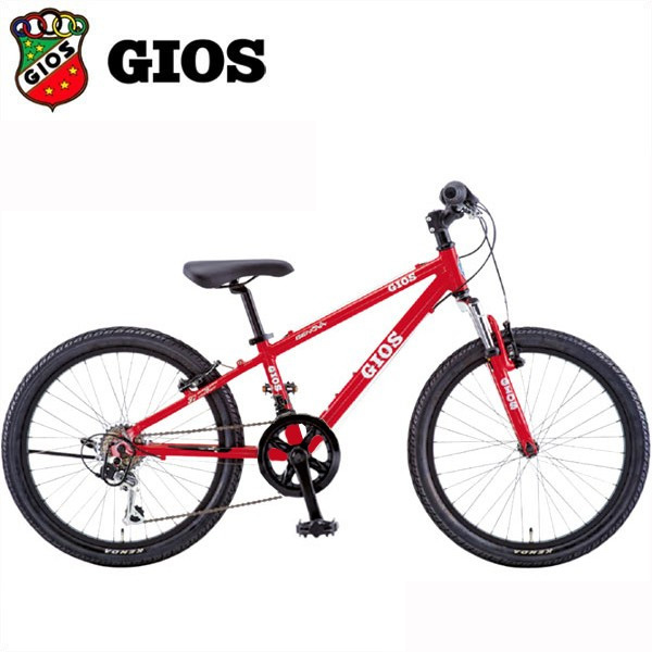 GIOS 子供 自転車 ジオス ジェノア 20 GIOS GENOVA 20インチ レッド