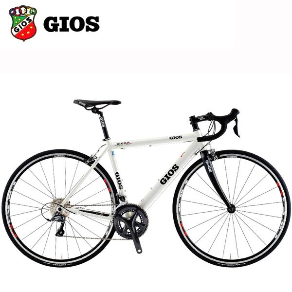GIOS セール 登場から人気沸騰 ジオス ロードバイク 2021 シエラ ホワイト SIERA 新商品!新型