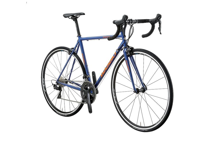 2018 BASSO VIPER SORA バッソ ヴァイパー ソラ BLACK ロードバイク