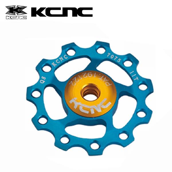 KCNC ジョッキー ホイール 15T 304407 プーリー オンラインショッピング ディレーラー 11s プーリー 9s 営業 ブルー 10s