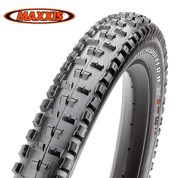 マキシス タイヤ ハイローラー2 プラス MAXXIS HIGHROLLER 2 27.5×2.8 FD EXO/TR