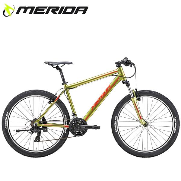 MERIDA MATTS 6.5-V (メリダ マッツ 6.6-V) EG28 2018 モデル マウンテンバイク