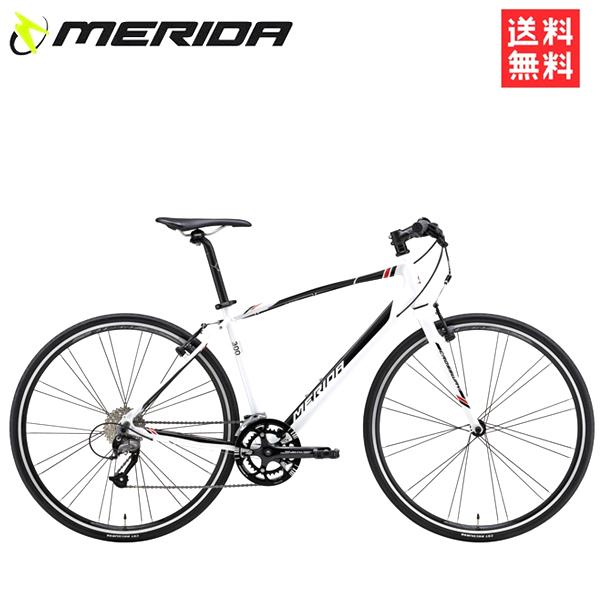 メリダ クロスバイク クロスウェイ 300R MERIDA CROSS WAY 300 R EW26 2018 モデル 送料無料 クロスバイク