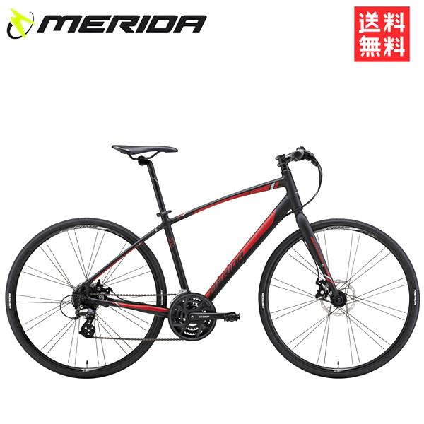 メリダ クロスバイク クロスウェイ 200 MERIDA CROSS WAY 200 MD EK33 2018 モデル 送料無料 クロスバイク