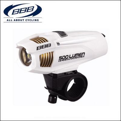 BBB フロントライト 028609 ストライク 500B ホワイト【ロードバイク】 【02P03Dec16】 ★