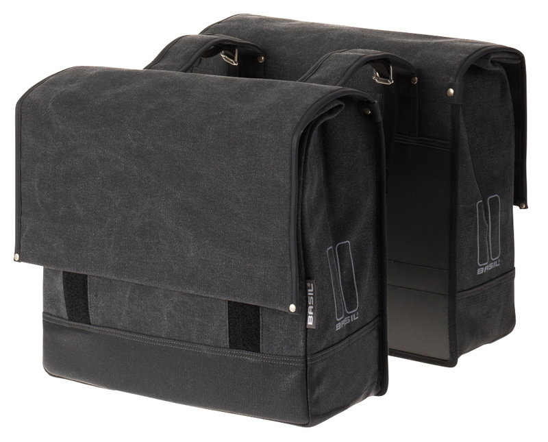 バジル アーバンドライ パニア 014270 50L ブラック BASIL URBAN DRY DOUBLE BAG