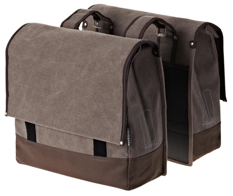 バジル アーバンドライ パニア 014271 50L レッド BASIL URBAN DRY DOUBLE BAG
