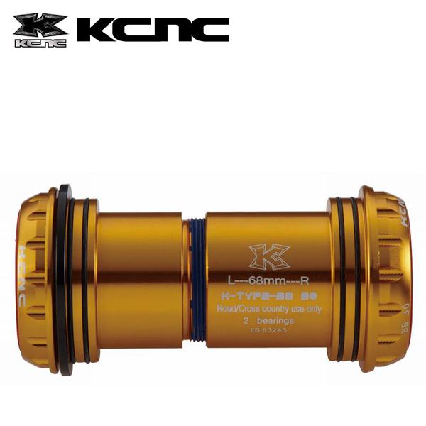 KCNC ロードBB K-TYPE 68/122MM ゴールド 263281