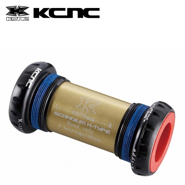 KCNC BB70 K-TYPE ITA スレッド RD ブラック 263450