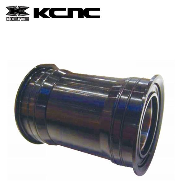 KCNC プレスフィット BB30 スラム PF30BBシェルヨウ 68/73MM ブラック 263470