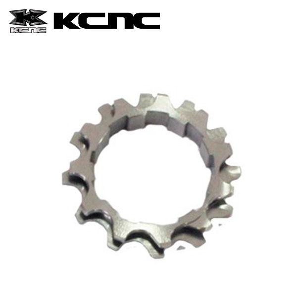 KCNC リプレイスギア チタン 12-13T 408062