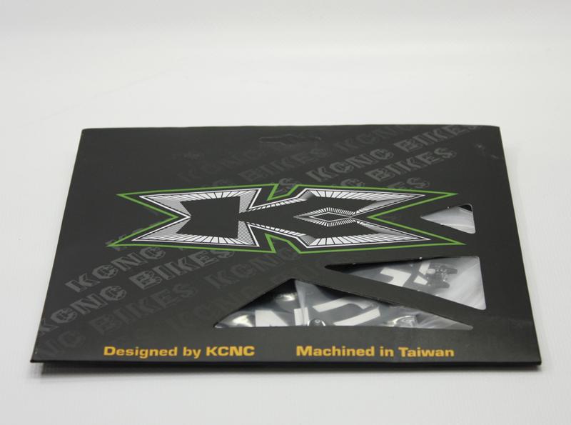 KCNC K2 K-TYPE MTB ダブル用 40T/88 ブラック 265511