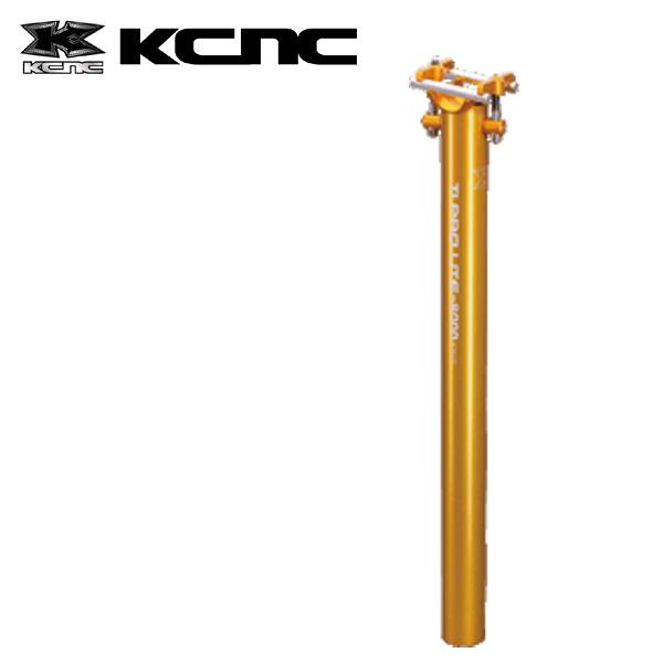KCNC TIプロライト 27.2X400MM ゴールド 658949