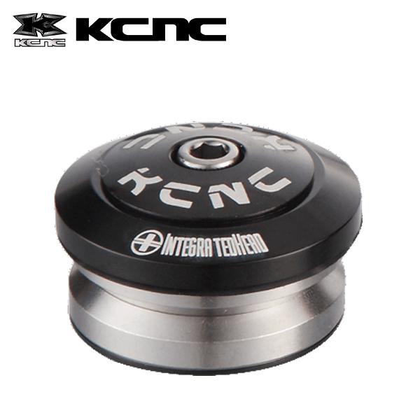 発売モデル 祝開店大放出セール開催中 KCNC ヘッドパーツ オメガS2 インテグラル ブラック 1-1 502151 8