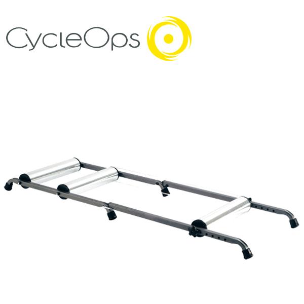 CYCLEOPS サイクルオプス アルミニウムローラー トレーニングキット 990109 3本ローラー ローラー台