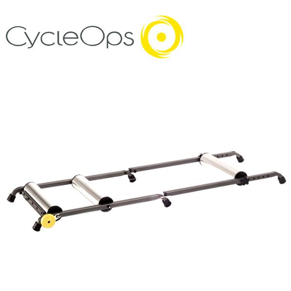 CYCLEOPS サイクルオプス アルミニウムローラー レジスタンス付 990110 3本ローラー ローラー台