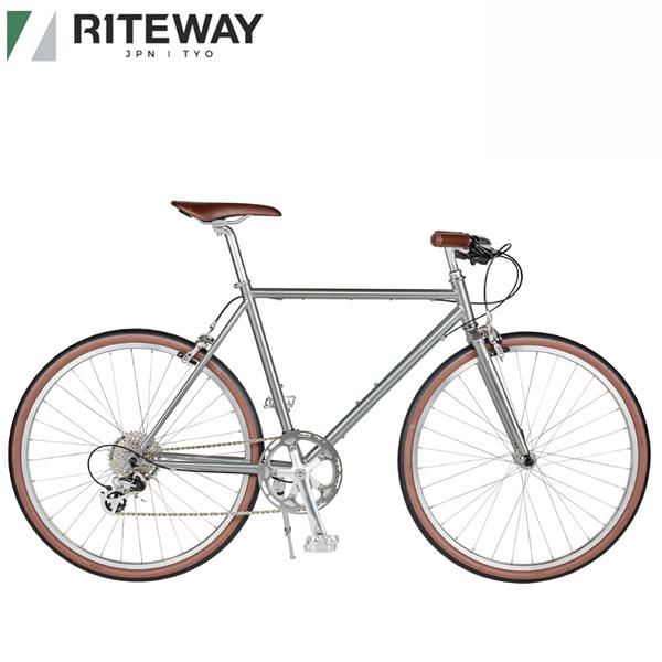 2020 ライトウェイ スタイルス RITEWAY STYLES グロスチタンシルバー 自転車/クロスバイク