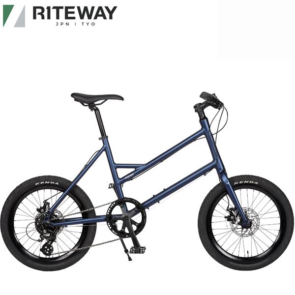 2020 ライトウェイ グレイシア RITEWAY GLACIER マットネイビー 自転車/ミニベロ