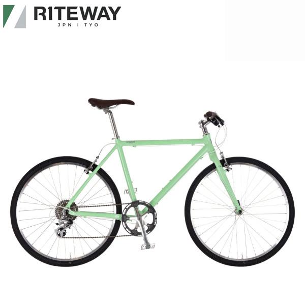 ライトウェイ シェファード お買い得品 RITEWAY SHEPHERD マットミント クロスバイク 自転車 数量限定
