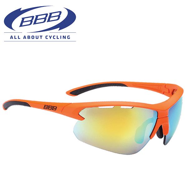 BBB サングラス (BBB インパルス) BSG-52 マットオレンジ 131423 サングラス