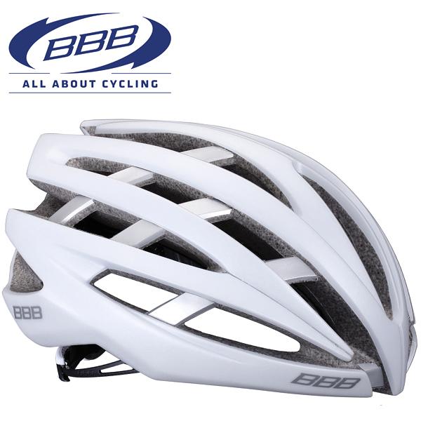 (旧モデル特価) BBB ICARUS (BBB イカロス) 154768 ホワイト Mサイズ(52-58cm)