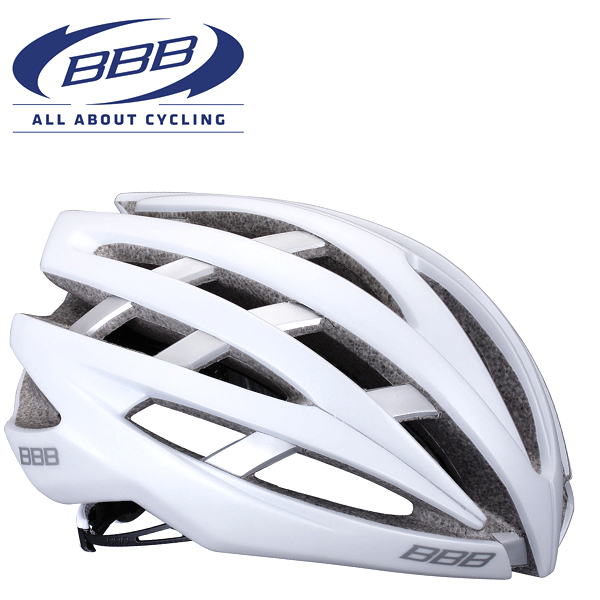 (旧モデル特価) BBB ICARUS (BBB イカロス) 154769 ホワイト Lサイズ(58-62cm)
