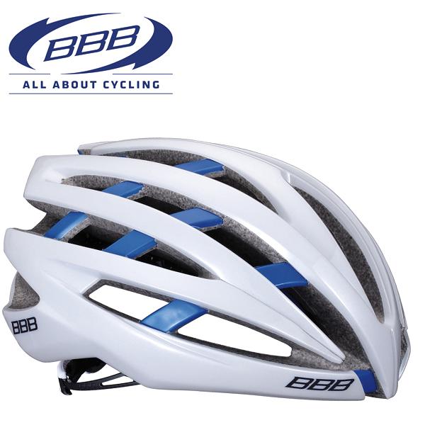 (旧モデル特価) BBB ICARUS (BBB イカロス) 154772 ホワイト Mサイズ(52-58cm)