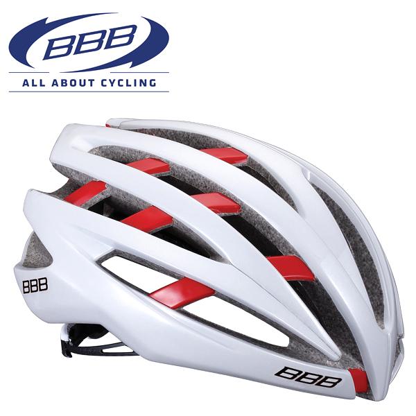 (旧モデル特価) BBB ICARUS (BBB イカロス) 154775 ホワイト Lサイズ(58-62cm)