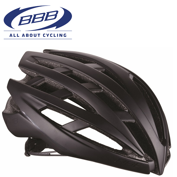 (旧モデル特価) BBB ICARUS (BBB イカロス) 154846 ブラック Lサイズ(58-62cm)