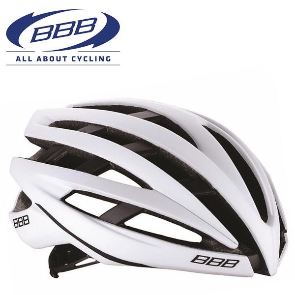 (旧モデル特価) BBB ICARUS (BBB イカロス) 154856 ホワイト Lサイズ(58-62cm)