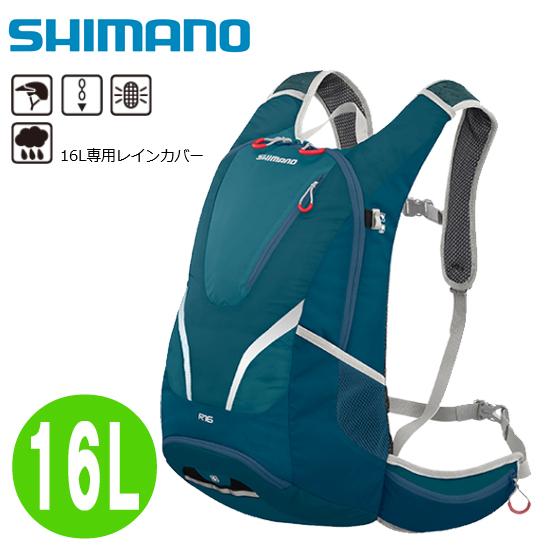 【即納】 【在庫あり】 SHIMANO シマノ R-16 16L レジオンブルー EBGDPMBNW16US0