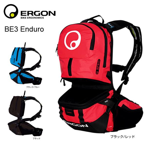 ERGON エルゴン BE3 Enduro BE3 エンデューロ 10L ラージ 【送料無料】