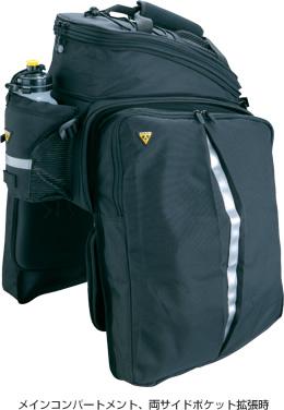 TOPEAK トピーク トランクバッグ DXP (ストラップ マウント) BAG24200 バッグ