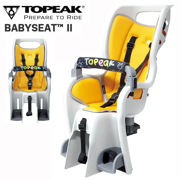 TOPEAK (トピーク) ベビーシートII 単体 BCT05100 キャリアー チャイルドシート