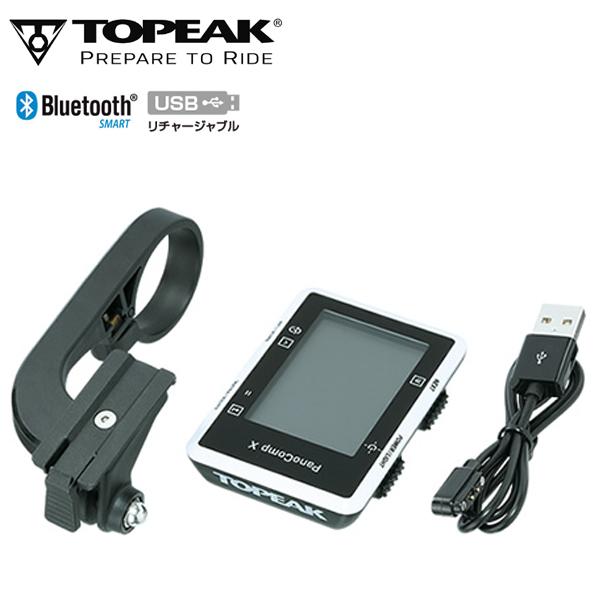 TOPEAK(トピーク) CCS03500 サイクルコンピューター パノコンプ X ワイヤレス セット