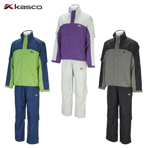 キャスコ ゴルフ KRW-016 上下セット レインウェア KASCO KRW016【レインウェア】【キャスコ】【ゴルフ】【KRW-016】【KASCO】
