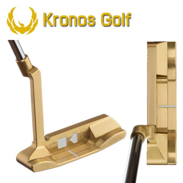 【世界数量限定/1本限り】 クロノス ゴルフ トロンボーン パター フジクラ カーボンシャフト KRONOS TROMBONE【クロノスゴルフ】【パター】【あす楽対応】