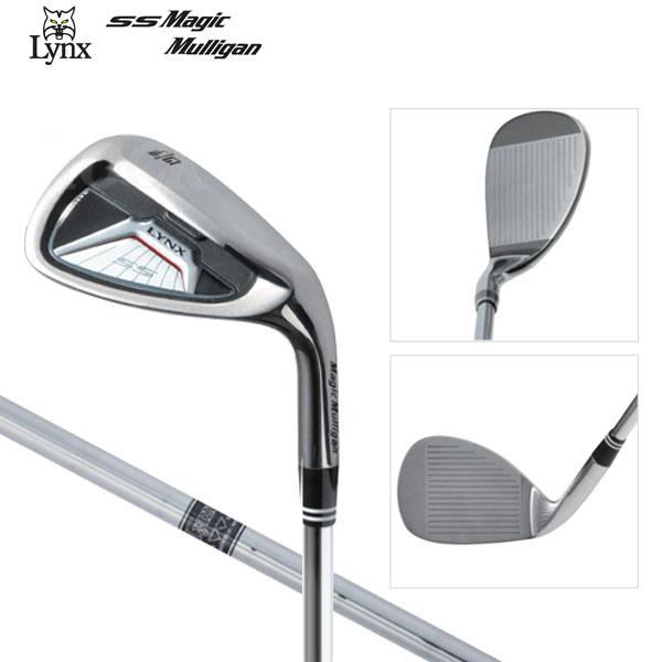 リンクス ゴルフ SS マジックマリガン ウェッジ オリジナルスチールシャフト LYNX Magic Mulligan【リンクス】【ウェッジ】
