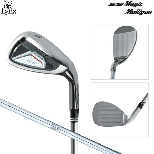 リンクス ゴルフ SS マジックマリガン ウェッジ NSプロ 950GH スチールシャフト LYNX Magic Mulligan【リンクス】【ゴルフ】【SS】【Magic】【Mulligan】【ウェッジ】【NSプロ】【950GH】【スチールシャフト】【LYNX】