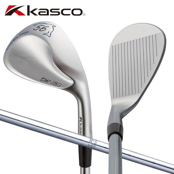 キャスコ ゴルフ DW-115G ドルフィン ウェッジ NSプロ 950GH スチールシャフト Kasco グース【キャスコ】【ゴルフ】【DW-115G】【ドルフィン】【ウェッジ】【NSプロ】【950GH】【スチールシャフト】【Kasco】