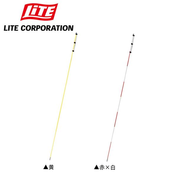 ライト ゴルフ グラスファイバー ポール M607 LITE【ライト】【ゴルフ】【グラスファイバー】【ポール】【M607】【LITE】