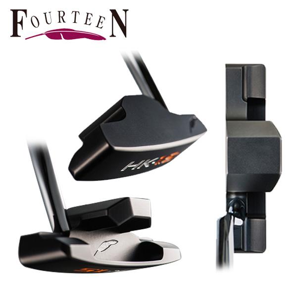 フォーティーン ゴルフ HK-1.5 パター FOURTEEN【フォーティーン】【ゴルフ】【HK-1.5】【パター】【FOURTEEN】【PUTTER】