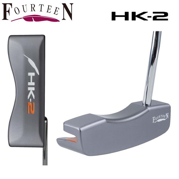 フォーティーン ゴルフ HK-2 パター FOURTEEN【フォーティーン】【ゴルフ】【HK-2】【パター】【FOURTEEN】【PUTTER】